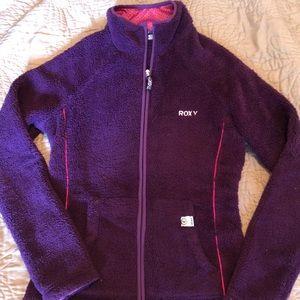 Roxy fleece jacket